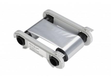 Ruban monochrome Silver