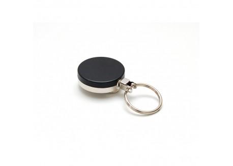 Enrouleur zip boitier plastique couleur