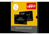 Mise à jour Edikio Guest Edition Start vers Edition plus