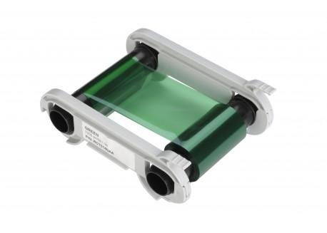 Ruban Monochrome vert