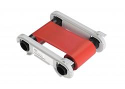 Ruban Monochrome rouge