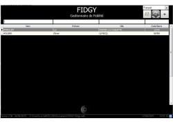 Fidgy